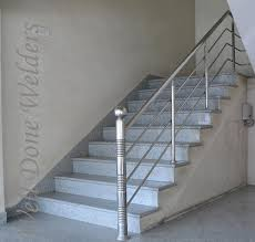 Stainless Steel Banister Rail Stainless Steel Railing Manufacturer From Chennai