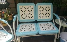 retro outdoor glider u2013 sewing patterns
