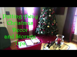 Christmas Ornament Storage Boxes Australia by Get Organized Christmas Decor Clean Up And Storage Tips Youtube