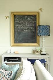 Chalkboard In Kitchen Ideas House Tour House Snooping At Primitive And Proper Worthing Court
