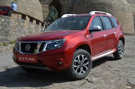 2017 Nissan Terrano Facelift To Launch This March Report