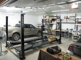 installed a 4 post lift svtperformance com