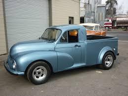 1959 morris minor pickup truck rod custom mini austin turbo