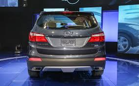 first look 2013 hyundai santa fe automobile magazine