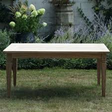 Outdoor Sofa Table by Outdoor Furniture Terrain