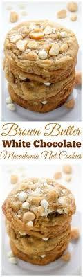 the best white chocolate macadamia nut cookies recipe via