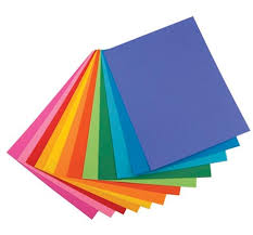 Bright Color Paper By Hygloss Raw Materials Art Supplies Color Paper