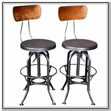 Vintage Industrial Bar Stool Vintage Bar Stool Industrial Home Design Ideas