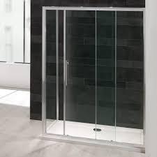 g6 sliding shower enclosure 1600 x 800