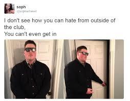Door Meme - persuadable bouncer know your meme