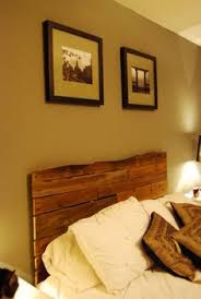 love this idea for a headboard each dot is a drilled hole with a