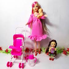 Barbie Dolls House Furniture Aliexpress Com Buy Fashion Doll Dollhouse Furniture Children