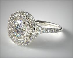 halo engagements rings images 17973w14 split shank double halo pave diamond engagement ring jpg