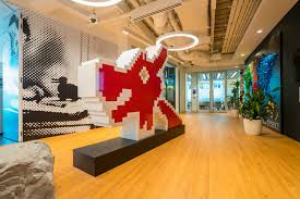 lego office inside lego hub singapore an office with seriously cool and fun