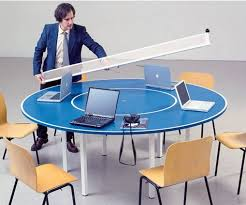 Table Tennis Meeting Table Ping Pong Conference Tables Ping Meets Pong
