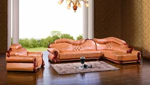 Online Get Cheap Leather Corner Chair Aliexpresscom Alibaba Group - Cheap leather sofa sets living room