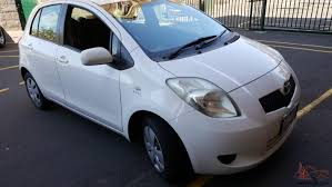 Yaris Toyota 2006 Yaris Yr 2006 5d Hatchback Manual 1 3l Multi Point F Inj 5 Seats