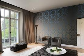 modern wallpaper with jacquard texture bringing vintage chic into