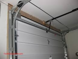 Overhead Door Clearance Overhead Door Legacy 9 Low Clearance Garage Door Opener To
