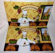 Kitchen Chef Decor by French Bistro Themed Kitchen French Bistro Themed Kitchen Ambito Co