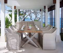 modern outdoor dining table creative decoration modern outdoor dining table luxury ideas outdoor