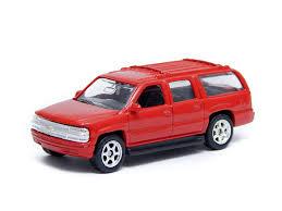 chevrolet suburban red amazon com chevrolet suburban 3 inch toy car toys u0026 games