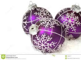 purple christmas ornaments u2013 happy holidays
