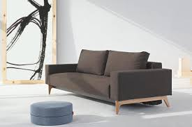 Ikea Ottoman Bed Furniture Cool Black Moheda Sofa Bed For Modern Interior