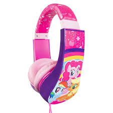 amazon com my little pony over the ear headphones colors styles