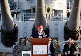 trump u0027s military will have more troops and more firepower u2014 if he