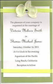 the element of wedding invitation wording etiquette for bride