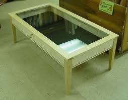 glass shadow box coffee table simple top shadow box coffee table designs ideas and decors