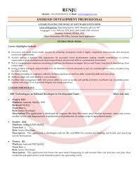 php developer resume template resume format for phpoper fresher luxury java programmer sle of