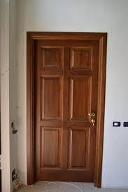 porte in legno massello porte interne in legno massello