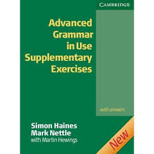 booktopia advanced grammar in use supplementary exercises with