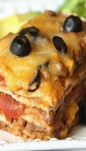 burrito lasagna recipe soft diet mexicans and food