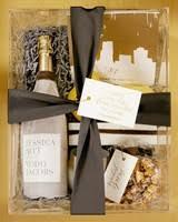 Wedding Photo Box 80 Welcome Bags From Real Weddings Martha Stewart Weddings