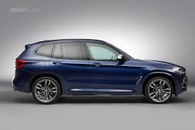 bmw exclusive live photos of the new 2018 bmw x3