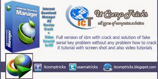 full version crack idm how to full version crack idm with serial key top internet social