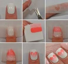 Step By Step Nail Designs Ideas Step By Step With  Nail - Designing nails at home