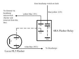 flasher relay wiring diagram flasher wiring diagrams instruction