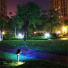 Rgb Landscape Lights Zitrades Landscape Lights Laser Garden Light
