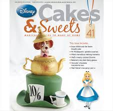 disney cakes u0026 sweets 41 snow white and the seven dwarfs cake