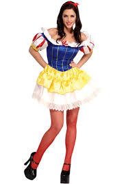 snow white halloween costume saucy snow white fancy dress costume escapade uk