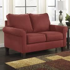 Sofa Sleeper Twin by Signature Design By Ashley Zeth Crimson 58