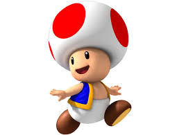 toad hidding hat absolutely