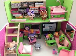 Lps Help Desk How To Make A Lps Room Loft Based On Our Tutorials Youtube