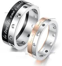 couples ring sets d day ring other