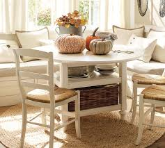 Corner Nook Kitchen Table by Pottery Barn Kitchen Table A Creative Beginning