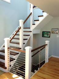 home depot stair railings interior interior cable railing interior cable railing systems stair cable